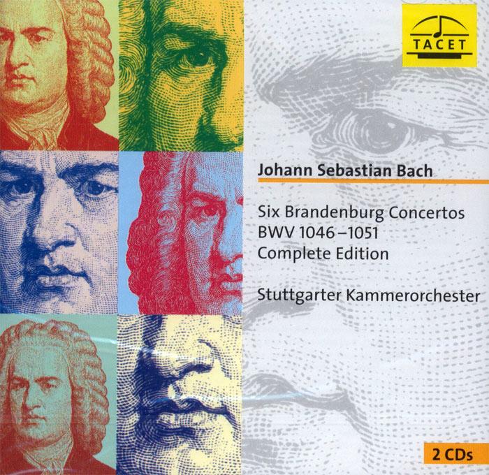 Six Brandenburg Concertos - Complete Edition